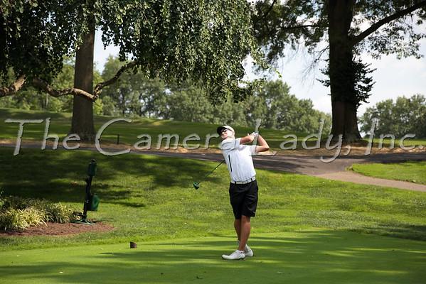 CHCA 2015 Boys Var Golf vs Summit 09.01