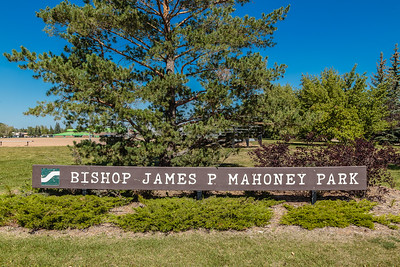 Bishop James P. Mahoney Park