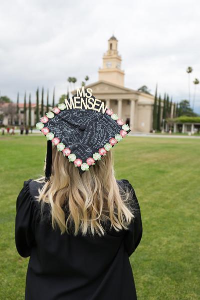 Katie Masters Graduation 2018