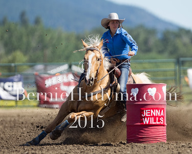 Sunday Barrels HSR 2015