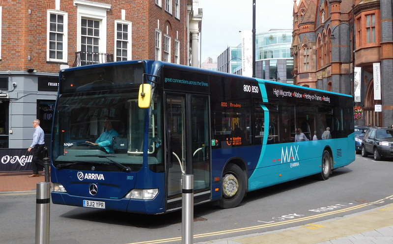 3007 - BJ12PYR - Reading (Friar St)