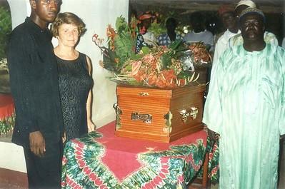 The Memorial Service