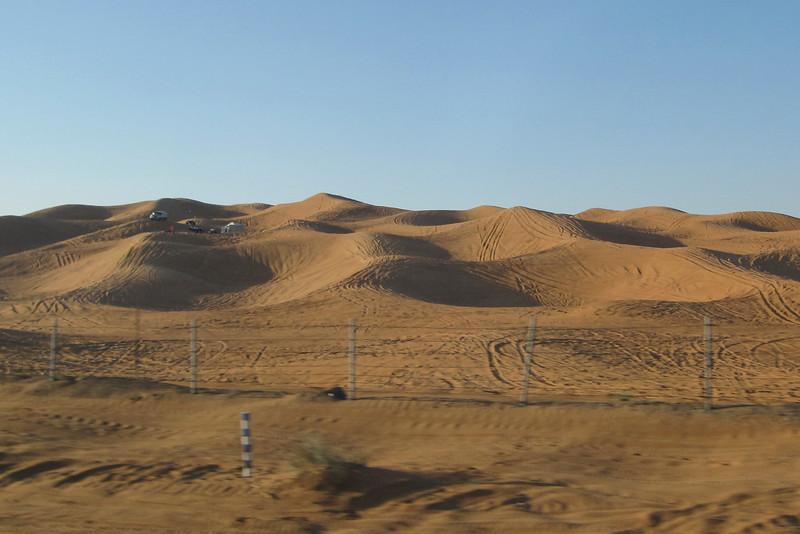 Sand Dunes 2 - Dubai, UAE