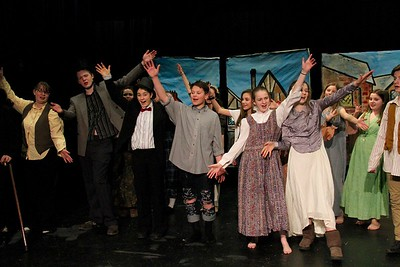 AMHS Presents...Oliver Twist...Encore II photos by Gary Baker