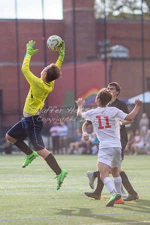 Fall 2019:  Boys Varsity Soccer vs Sidwell Friends