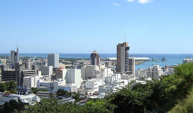 Port Louis, Mauritius, Africa-NOT MINE
