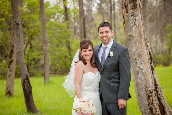 Merrill - Bride and Groom