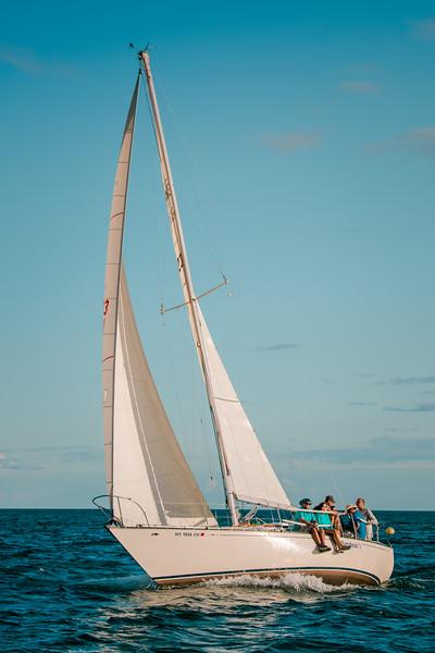 SYC Boat Portraits