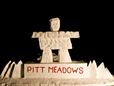 Pitt Meadows Torch Relay - Feb 8th
