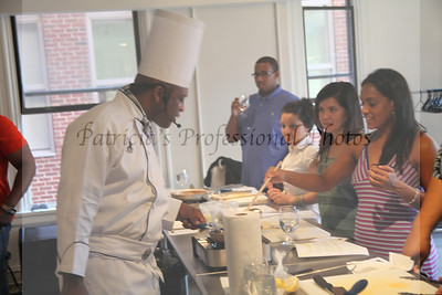 Cajun Cooking with Chef Moses Jackson - Livingsocial - June 8, 2013