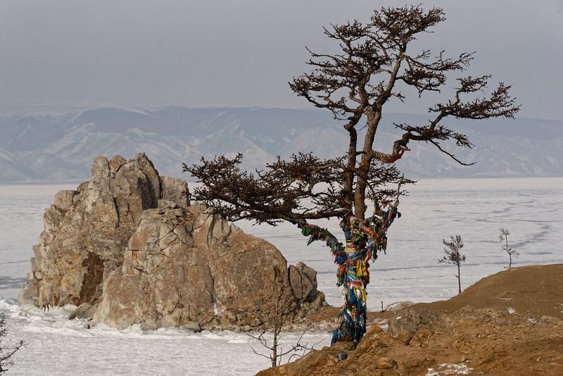 Kuzhir Shaman Rock - winter life in a Wild East Siberian village