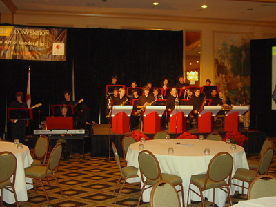 2008 Jazz Band  at the AASC Conference in Hoover