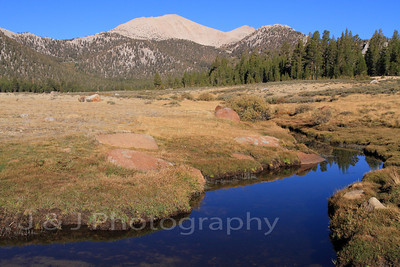 Trail Pass & Mulkey Pass, September 2012