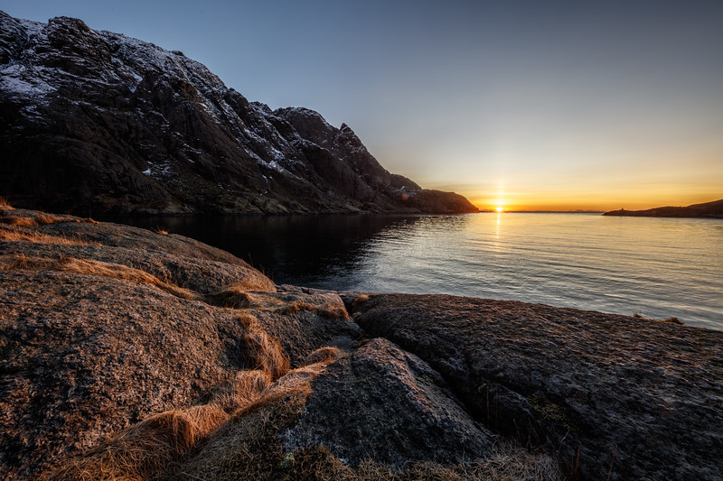 Morning in Nusfjord