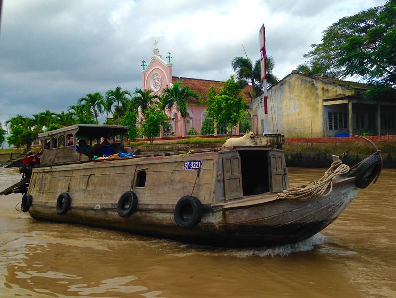 Journey through Vietnam