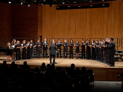 UConn Choirs - Let Your Love Be Heard - March 2019