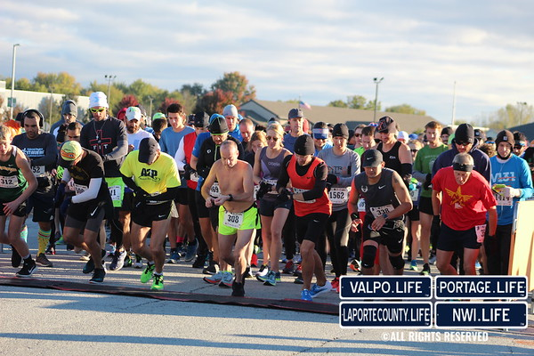 Valpo Half Marathon 2018
