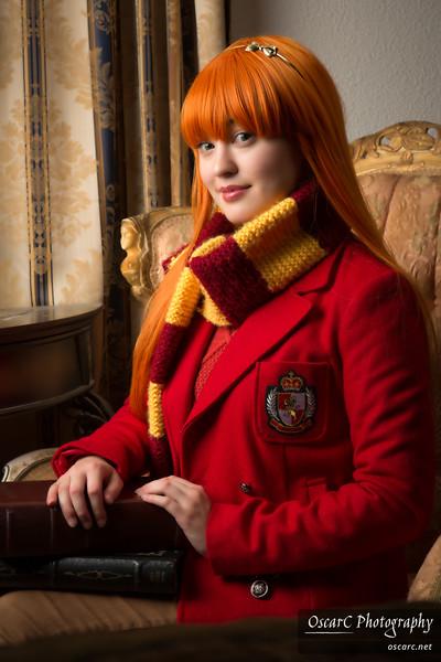 Hogwarts Student (Violet Vesper) from Harry Potter