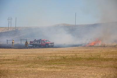 Roxborough Park Road 2nd Alarm Large Brush Fire