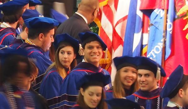 Eitan's Graduation May 2016