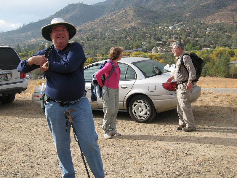 Glenn, Kathy, and Michael B.