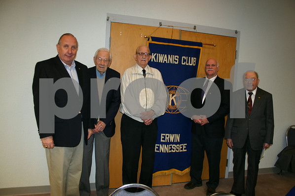 Kiwanis Luncheon - January 2006