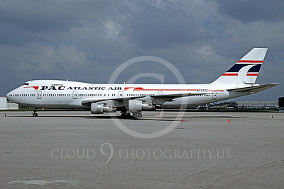 PAC Atlantic Air Boeing 747 Airliner Pictures