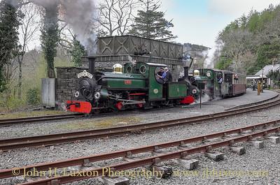Ffestiniog Railway 2016