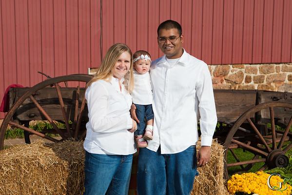 Gunnet and Uffelman familys