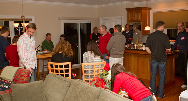 Keith & Wendy's Party - December 17, 2010