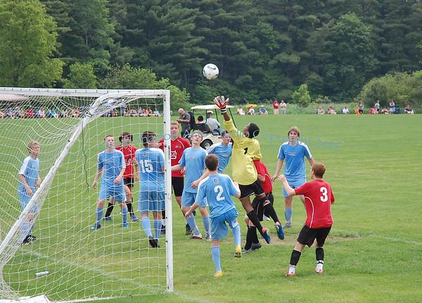 President's Cup Seacoast U15 boys 2012