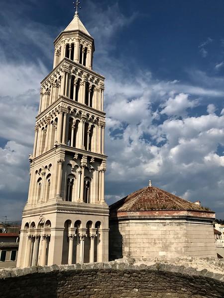 Cathedral at Split, Croatia