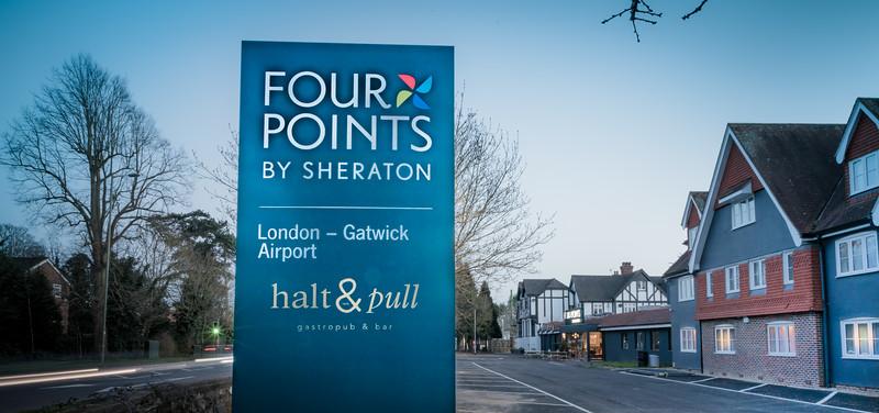 Four Points By Sheraton London Gatwick