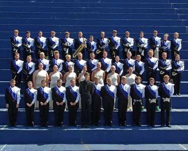 South Spencer HS Band