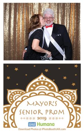 Mayor's Senior Prom 2019 (White Booth)