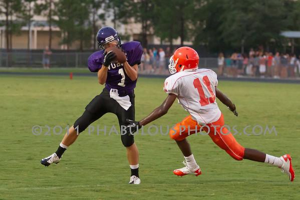 Boone JV Football #11- 2011