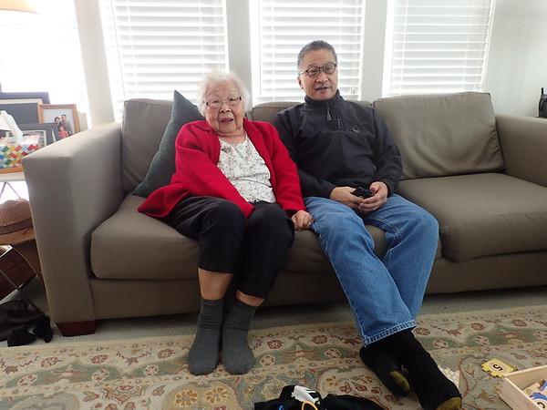 Grandma Mar Christmas 2014