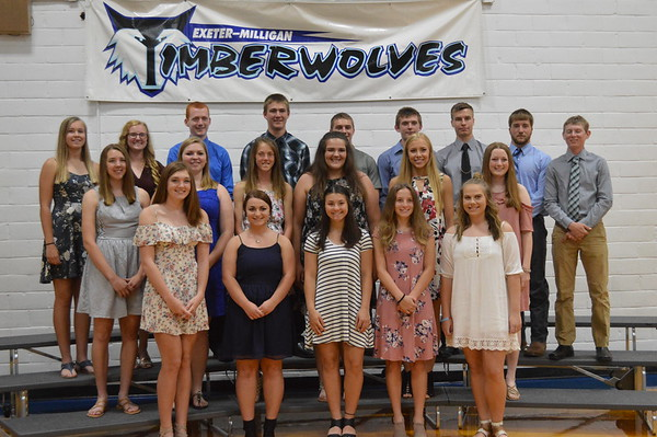 Athletic banquet/Honors night 2018
