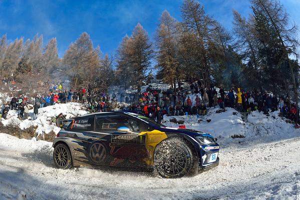WRC Montecarlo 2016