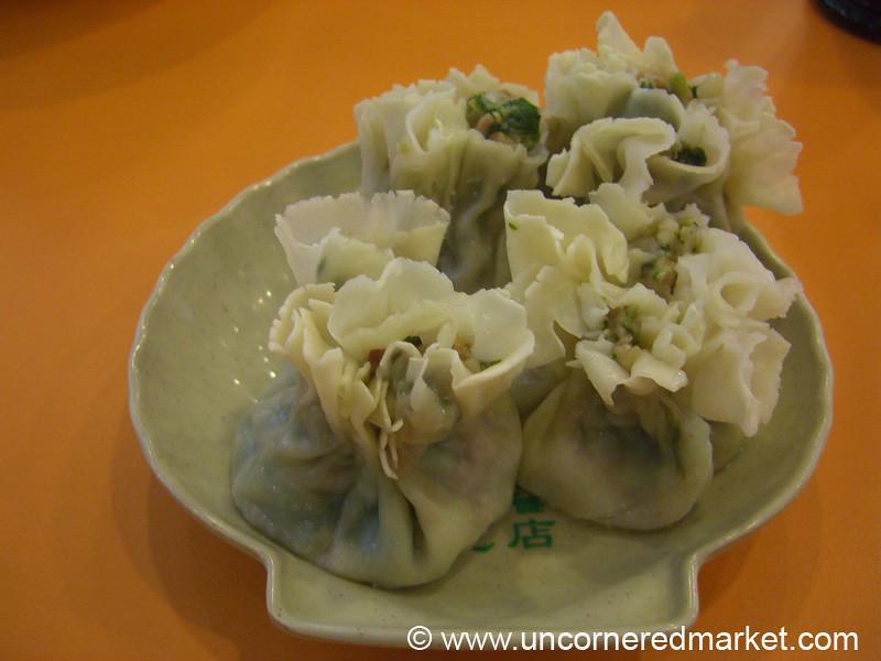 Chinese Dumplings - Chengdu, China