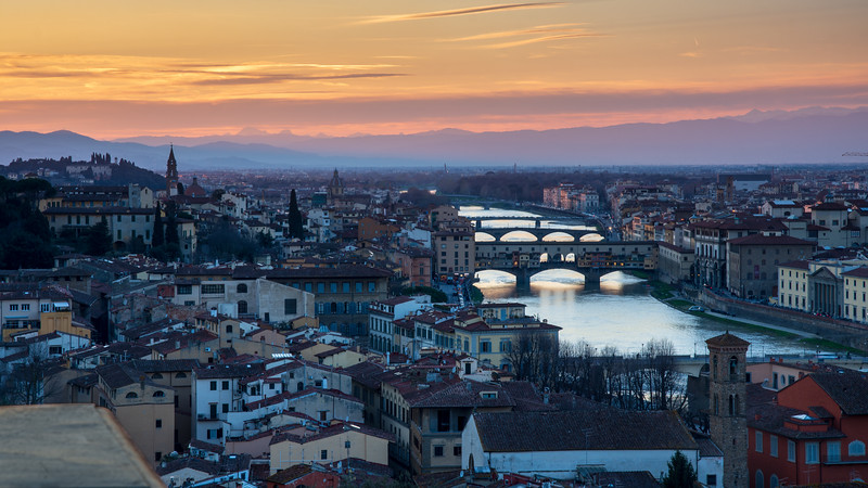 Florence cityscape