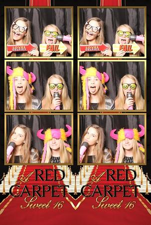 Rachel's Sweet 16