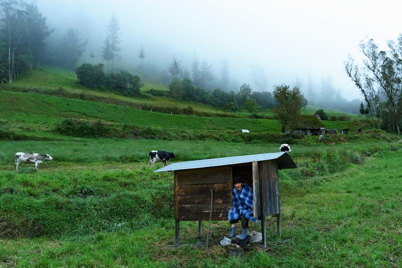 Ecuador Mountain Ranch