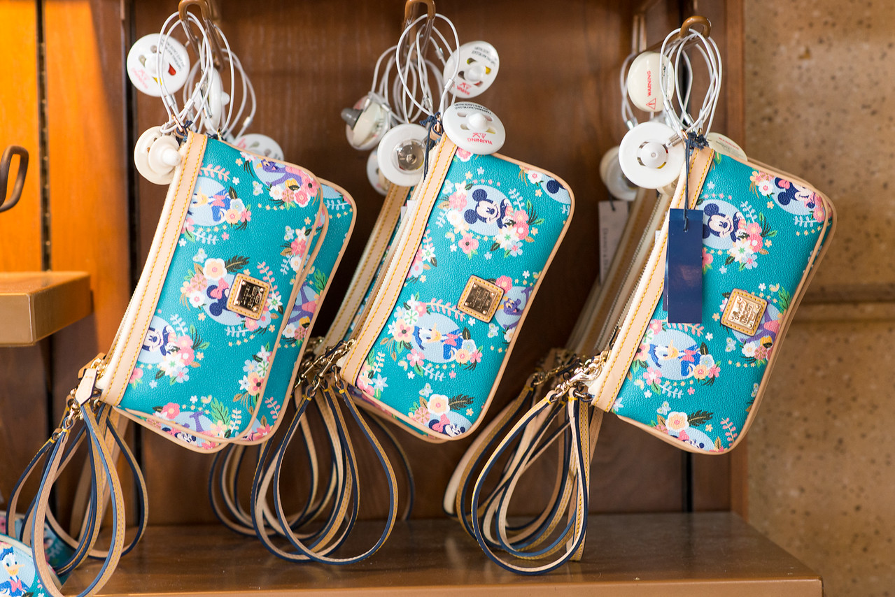 Dooney & Bourke Disney Wallet - Epcot Flower & Garden Festival 2016