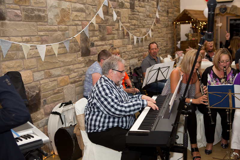 St. Georges School Band Reunion