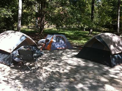 2011 Camping - Tsali