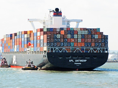 Ships - Container ships