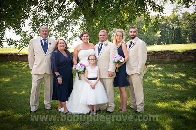 DN15 Family Group Photos
