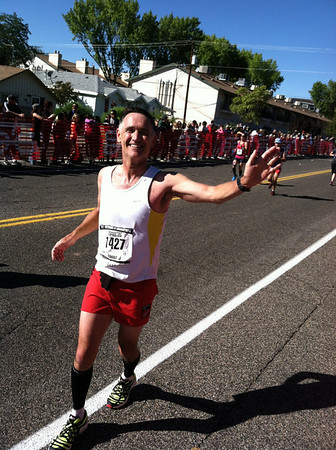 St. George Marathon, Oct 2013