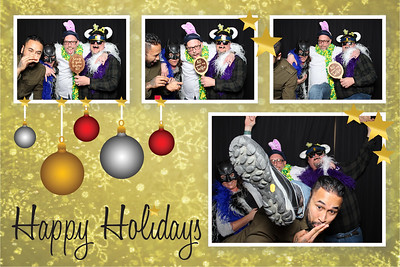 Harper Corp. Christmas Party